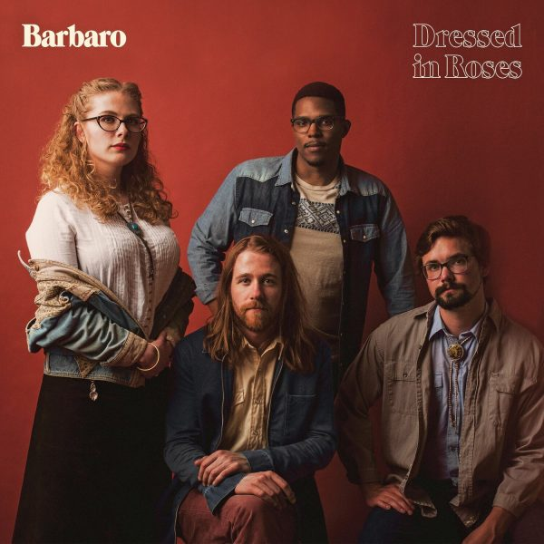 Barbaro+Dressed+in+Roses+Vinyl+Cover
