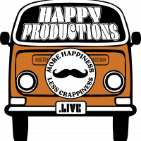 Happy Productions Master Logo